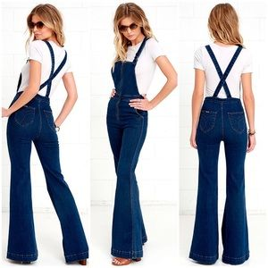 ROLLAS FREE PEOPLE OVERALLS ANTHROPOLOGIE LULUS